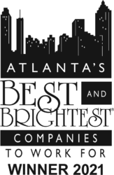 Atlanta's Best and Brightest Companies to work for Winner 2021